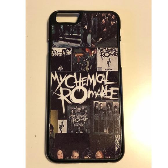 my chemical romance iphone 6 case